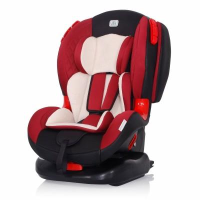 Автокресло детское Smart Travel Premier Isofix гр.1/2 (9-25кг) Marsala
