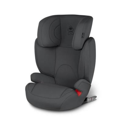 Автокресло детское Cybex Solution 2-Fix Comfy Grey