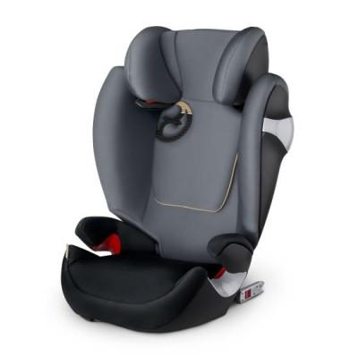 Автокресло детское Cybex Solution M-Fix Graphite Black
