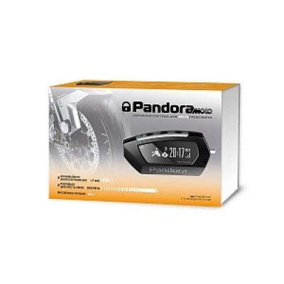 Мотосигнализация Pandora DX-42 MOTO