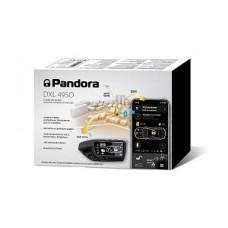 Автосигнализация Pandora DXL 4950 (3G GSM/GPS/ГЛОНАСС, 3хCAN/2xLIN, BT 4.2, брелок-метка)