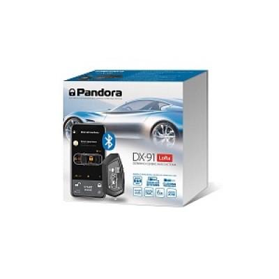 Автосигнализация Pandora DX 91 LoRa v.2
