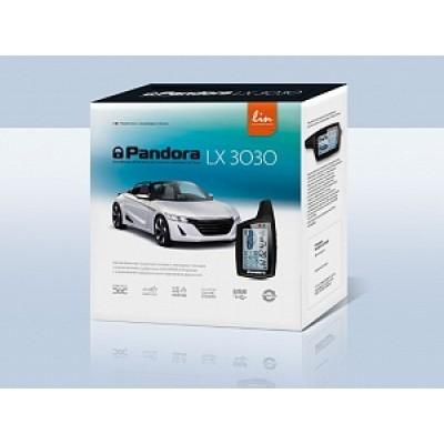 Автосигнализция Pandora LX 3030