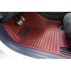 Автоковрики GT бордовый