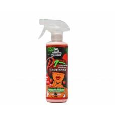 Очиститель-полироль пластика LERATON P1 473л.