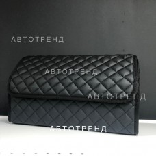 Кофр-органайзер в багажник (черный/черный/черный)
