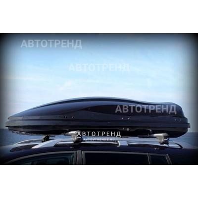 Бокс Автомобильный Атлант Diamond Black 430 (глянцевый)