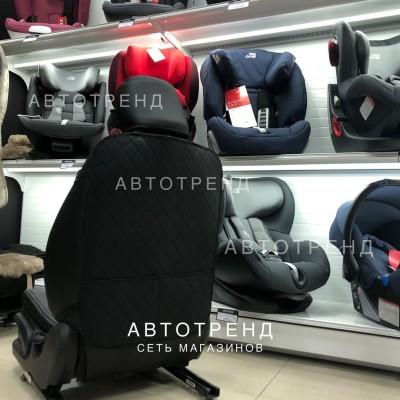 Защитная накидка на спинку сиденья/Чёрная