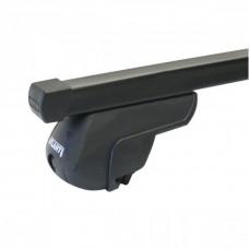 Багажник на КРЫШУ АВТОМОБИЛЯ С ИНТЕГРИРОВАННЫМИ РЕЙЛИНГАМИ/ стальные дуги - нагрузка до 70 кг