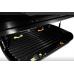 Бокс автомобильный Евродеталь `Магнум 350` (черный карбон) БЫСТРОСЪЁМНЫЙ
