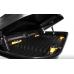 Бокс автомобильный Евродеталь `Магнум 420` (серый карбон) БЫСТРОСЪЁМНЫЙ