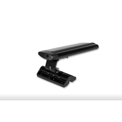 Багажник на крышу автомобиля в ШТАТНОЕ МЕСТО /универсальный Крыло черный - нагрузка до 70 кг
