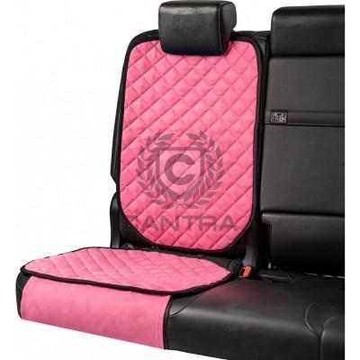 Накидка под детское кресло CANTRA / Светло-розовый