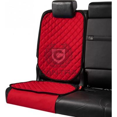 Накидка под детское кресло CANTRA / Красный