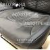 Накидки на сиденья 3D Stalker Темно-серый/черный/т.серый