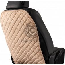 Защитная накидка на спинку сиденья CANTRA / KICK ПРОТЕКТОР Бежевый