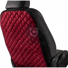 Защитная накидка на спинку сиденья CANTRA / KICK ПРОТЕКТОР Бордовый