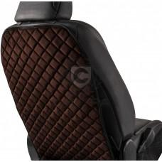 Защитная накидка на спинку сиденья CANTRA / KICK ПРОТЕКТОР Горький-шоколад