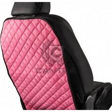 Защитная накидка на спинку сиденья CANTRA / KICK ПРОТЕКТОР Светло-розовый