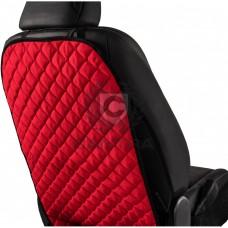 Защитная накидка на спинку сиденья CANTRA / KICK ПРОТЕКТОР Красный
