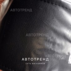 Оплетка на руль на шнуровке /гладкая М