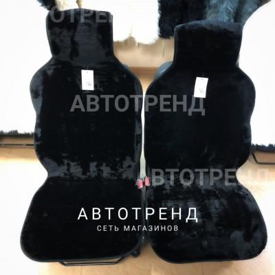 Накидки из искусственного меха (Черный)