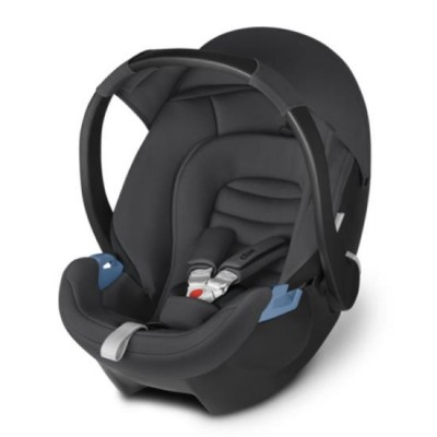 Автолюлька Cybex Aton Basic Comfy Grey 0-13 кг