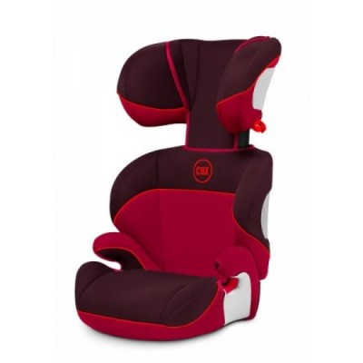 Автокресло детское Cybex Solution  Rumba Red 15-36 кг