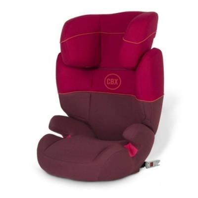 Автокресло детское CBX by Cybex Free-Fix Rumba Red 15-36 кг