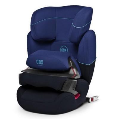Автокресло детское CBX by Cybex Aura-Fix  Blue Moon 9-36 кг