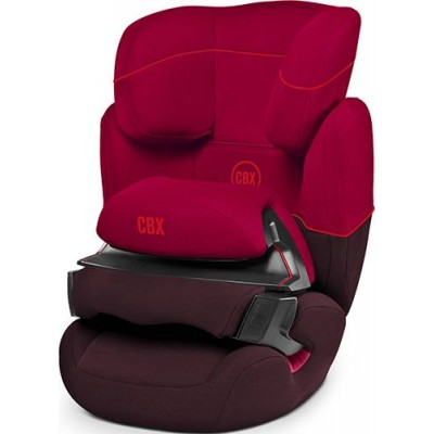 Автокресло детское CBX by Cybex Aura Rumba Red 9-36 кг