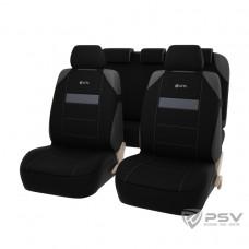 Авточехлы GTL Mover Plus  (майки) серый