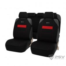 Авточехлы GTL Mover Plus (майки) красный