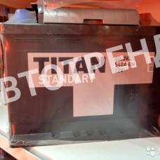 Аккумулятор автомобильный Titan Standаrt 60 Ач Обратная полярность