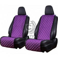 Накидки из алькантары CANTRA Стандарт (Фиолетовый)