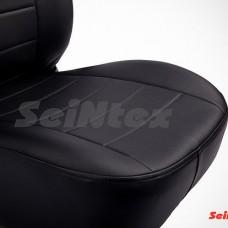 Чехол из экокожи SEINTEX черный+черный