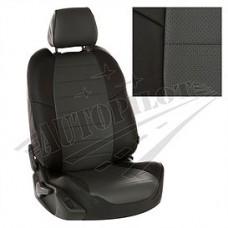 Авточехлы для AUDI Q3 (2011+) - ЭКОКОЖА