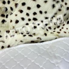 """Меховые накидки из натурального меха """"Эксклюзив"""" (Леопард)"""