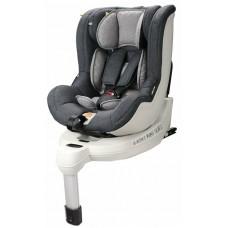 Автокресло детское Welldon Safe Rotate Fix гр.0/1 (0-18 кг) Grey